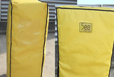 Insulated Thermal Roll Cage Covers