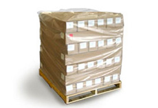 Pallet Covers and Shrouds